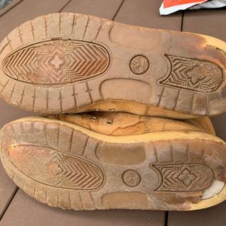 ティンバーランド27センチ(ジャンク) - 靴/バッグ