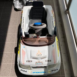 子供用の車 パジェロ