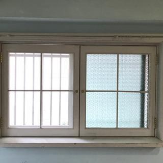 窓 建具 ガラス付