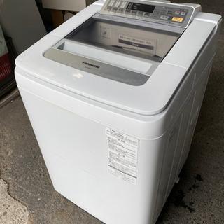 パナソニック全自動電気洗濯機NA-F8A E3