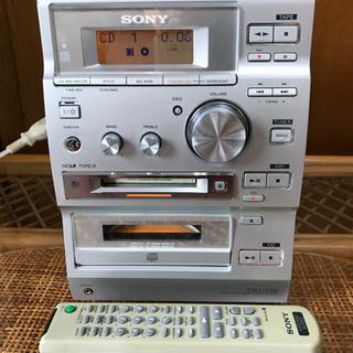 【ネット決済】SONY CMT-J100 ミニコンポ