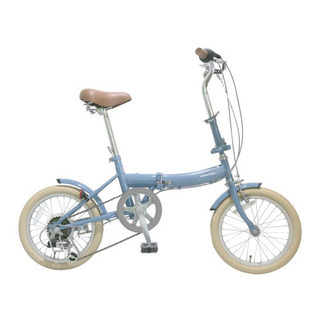 16インチ折りたたみ自転車 未使用新品