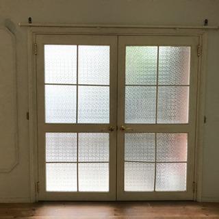 木製室内ドア 両開き