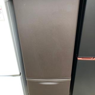 【ネット決済】2ドア冷蔵庫 パナソニック 168L