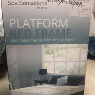 ベッドフレーム ダブル