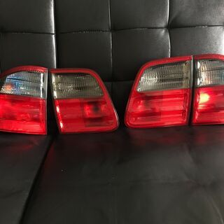 【ネット決済】メルセデス ベンツ W210 E320T AV 後...