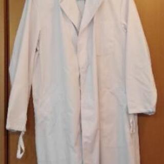 モンブラン メンズドクターコート 白衣 51-605 Mサ…