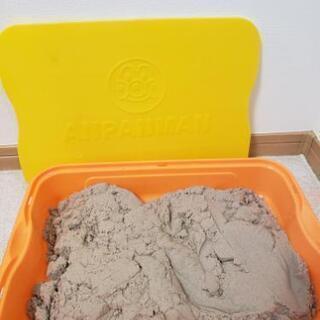 アンパンマン 砂粘土のみ