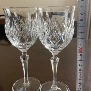 ワイングラス 2個