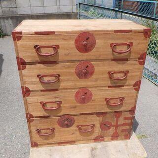 時代箪笥 アンティーク和家具 整理タンス 民芸家具 ¥4,378税込