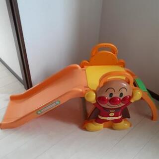 アンパンマン滑り台+3点セット!