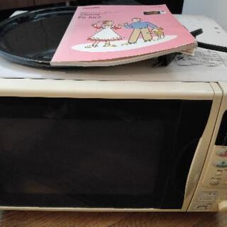東芝電子レンジ1994年製