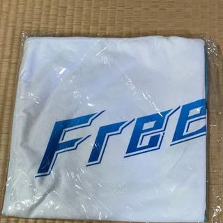 【ネット決済・配送可】free! タオル 非売品