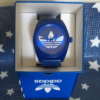 【電池切れ? 】adidas(アディダス) 腕時計 正規品