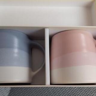【新品未使用】AfternoonTea ペアマグカップ