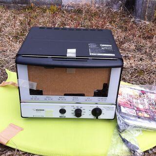 オーブントースター未使用品 箱無し