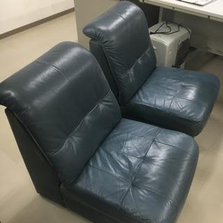 1人用 ソファ 2セット 椅子