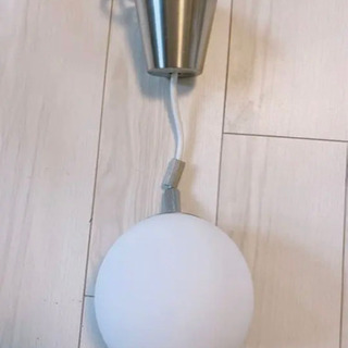 IKEAイケアランプシェード、コードセット、照明