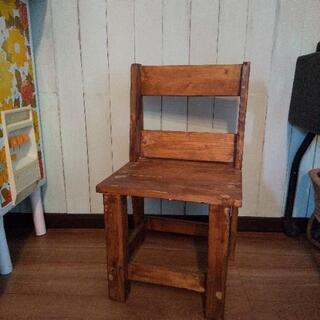 てづくり屋さんのJiJi   子供用椅子