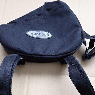 自転車用 モンベル フレームバッグ