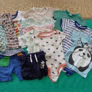 男の子 夏服セット!! 80~90サイズ