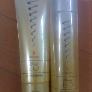 FORDAYS ムーサイオ 洗顔料と化粧水ローションセット
