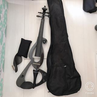 交渉中 弓なし 電子バイオリン エレキバイオリン