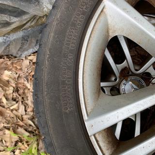 ベンツ タイヤ 4本セット