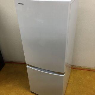 TOSHIBA ノンフロン冷凍冷蔵庫 GR-M15BS 2ドア ...