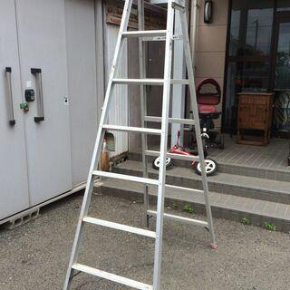 ●はしご兼用 脚立 アルインコ MB-210