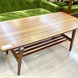 カリモク60のリビングテーブルをご紹介!