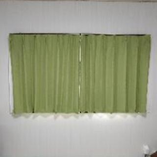 ニトリ遮光カーテン 130cm×100cm 1年半使用