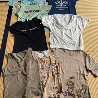 値引き可 Tシャツ等7点 コムサ フェリシモ M