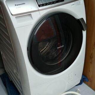 【取りに来られる方限定】ドラム式洗濯機 Panasonic NA...