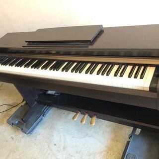 D-383【動作確認】YAMAHA 電子ピアノ YDP-1…