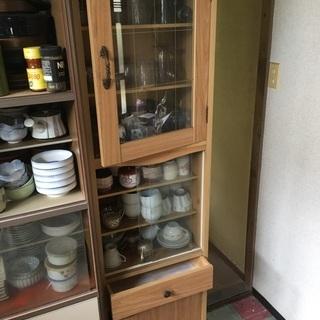 昔の食器棚その2