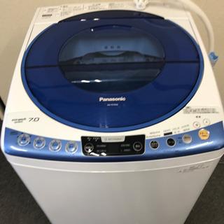 Panasonic全自動縦型洗濯機
