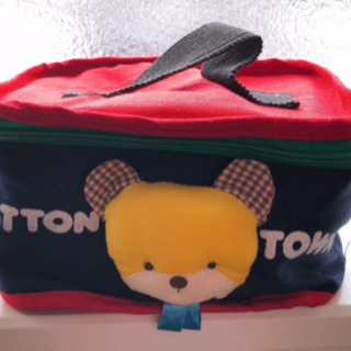 COTTON TOWNのポーチ