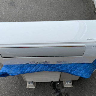 HITACHI ルームエアコン 6畳用 標準取付工事込み リサイ...
