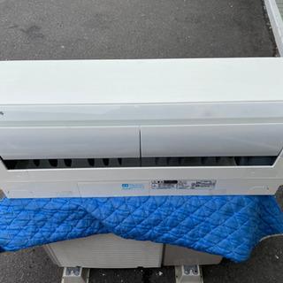 三菱 ルームエアコン 6畳用 標準取付工事込み リサイクルショッ...