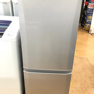 ⭐️三菱 2015年製 146L 2ドア冷蔵庫⭐️