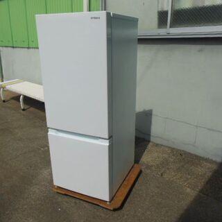 日立 冷蔵庫 RL-154KA  2019年製 中古品