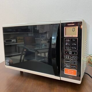 TOSHIBA オーブンレンジ ER-YK3 ホワイト 50/6...