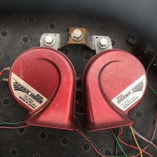 アリーナホーン 中古 ハイゼット s210に付いてました。