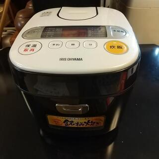 アイリスオーヤマ 5.5合 2017製 炊飯器