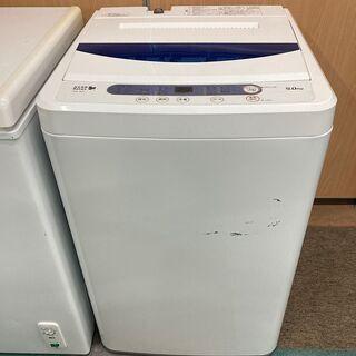中古 ヤマダ電機オリジナル 全自動洗濯機 5kg YWM-…