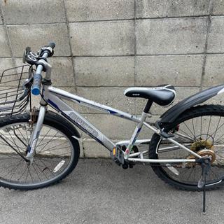 【決まりました】24インチ 子供用自転車