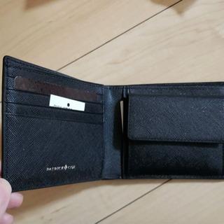 【ネット決済】財布 二つ折り パトリック コックス