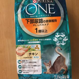【ペット用品】猫の餌 ピュリナワン キャットフード 1.1kg