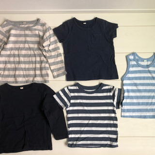 子供服 Tシャツ 5点SET 90.95センチ